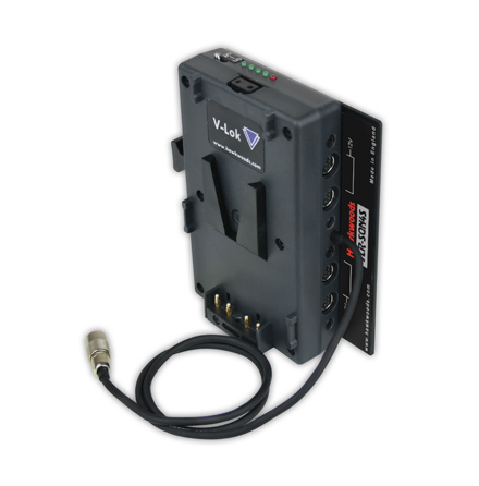 V-Lok Stand-Alone Power Adaptor - Hawkwoods