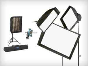 Triolet Light Kits - Chimera