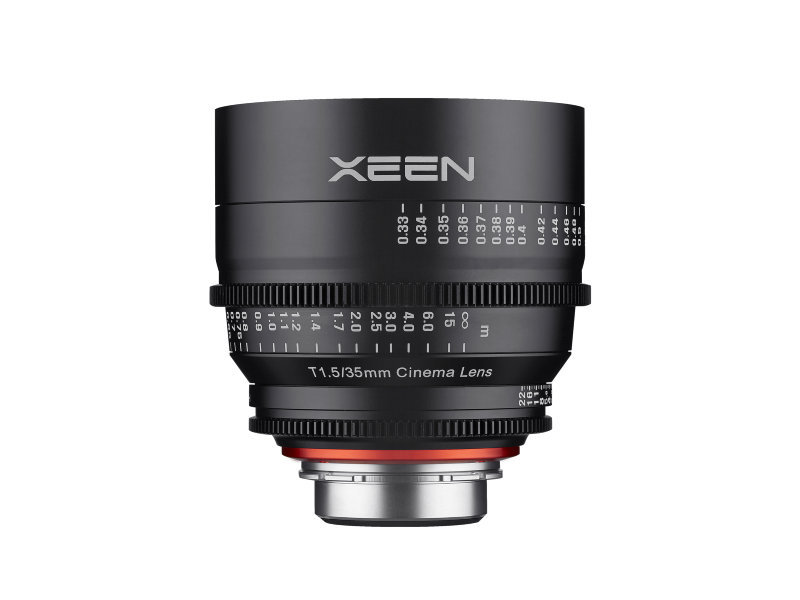 Samyang Xeen Cine 35mm T1.5 Canon EF