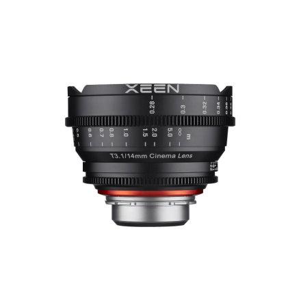 Samyang Xeen Cine 14mm T3.1 Canon EF
