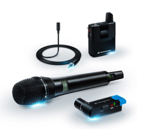 Wireless Mic Set Lavalier AVX-COMBO SET-3-EU