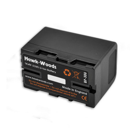 BP 30W Battery Pack (Sony BP-U Type) - HawkWoods