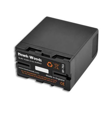 BP 75W Battery Pack (Sony BP-U Type) - HawkWoods