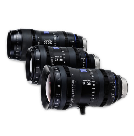Zeiss Compact Prime Zoom 2.9/70-200 mm EF Metric