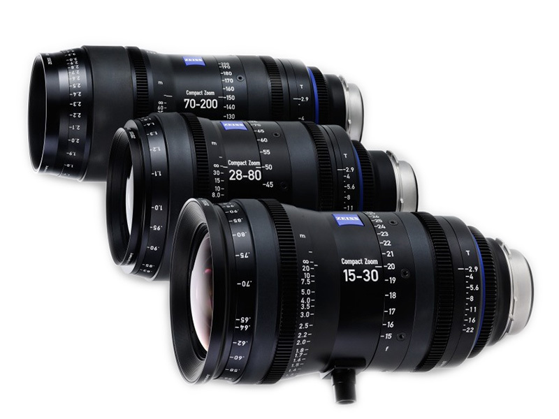 Zeiss Compact Prime Zoom 2.9/15-30 mm PL Metric