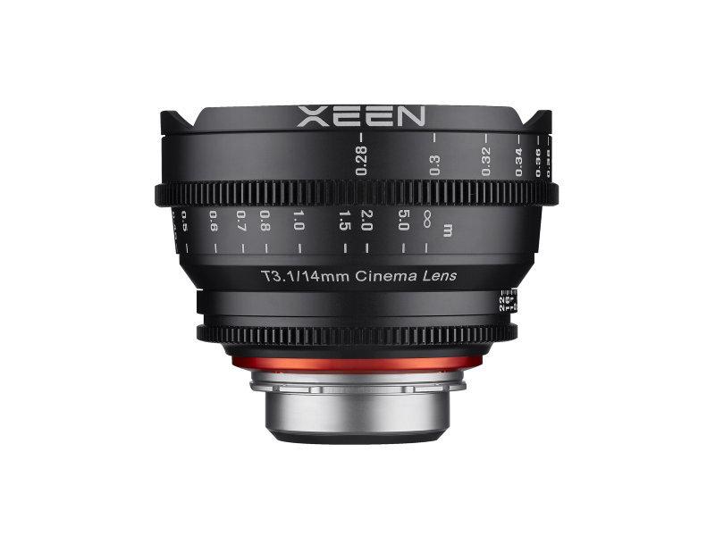 Samyang Xeen Cine 14mm T3.1 Sony E