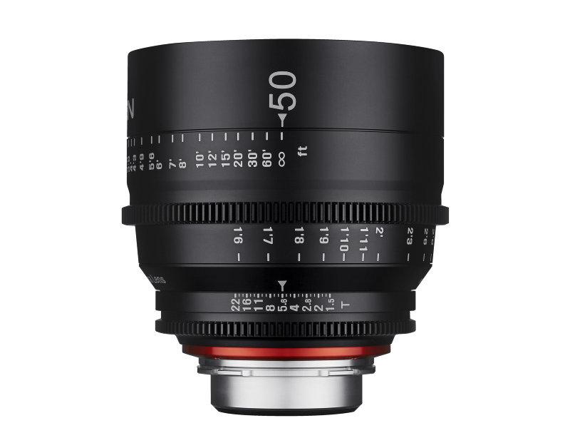 Samyang Xeen Cine 50mm T1.5 Sony E