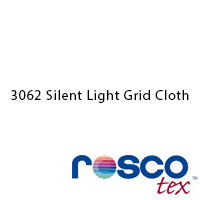 Silent Grid Cloth 1/2 8x8 - Rosco Textiles