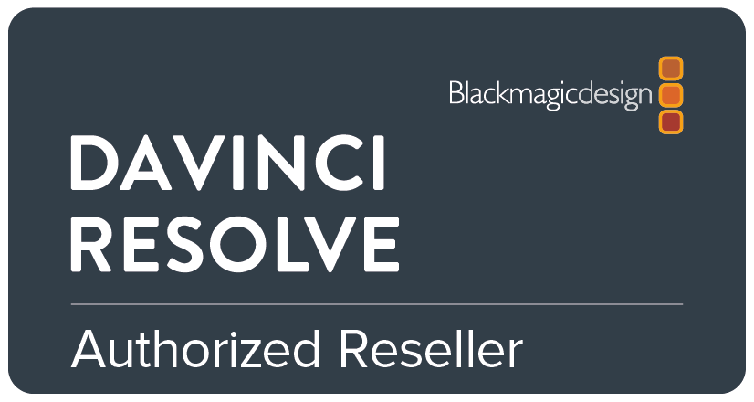 Davinci Resolve Authorized Reseller
